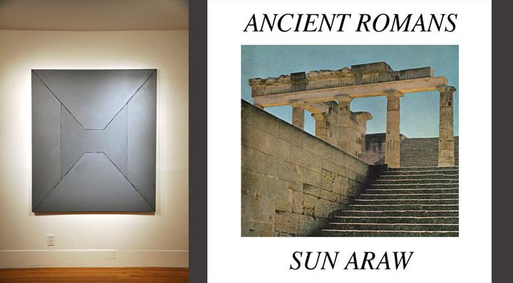 Ian's Emanator and Sun Araw's Ancient Romans